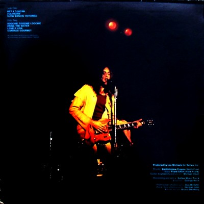 Lee Michaels Tailface Columbia 1974 Vinyl History The